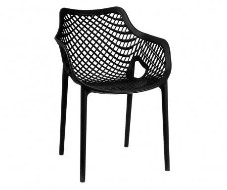 Židle Nere  Black