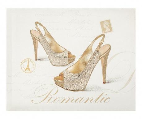 Tablou Romantic Glitter 40x50 cm