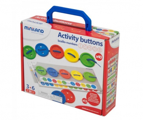 Igra nizanja Buttons