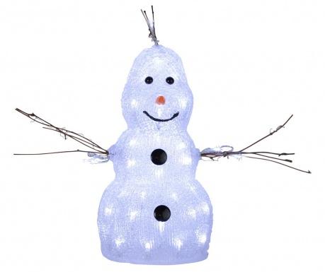 Decoratiune luminoasa pentru exterior Snowman