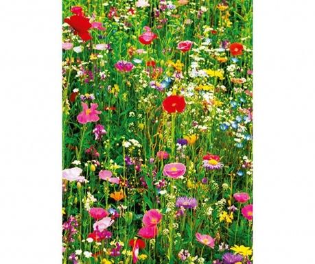Tapet Flower Field  183x254 cm