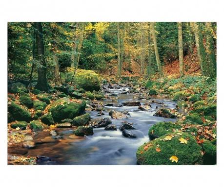 Tapet Forest Stream 254x366 cm