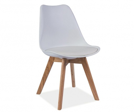Krzesło Korso Sen White