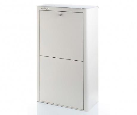 Kanta za smeće za odvojeno prikupljanje Cubek White 80 L