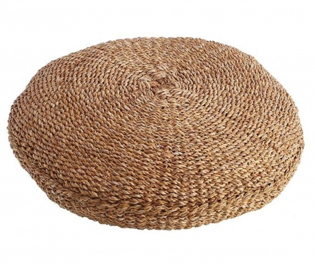 Round Brown Padlópárna 60 cm