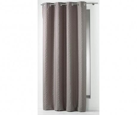 Завеса Lineo Brown 140x260 см