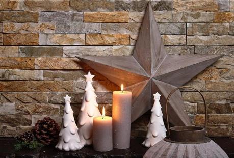 Crăciun cu accente nordice
