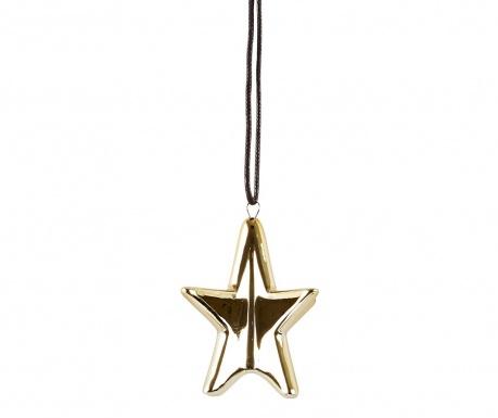 Decoratiune suspendabila Little Star Gold
