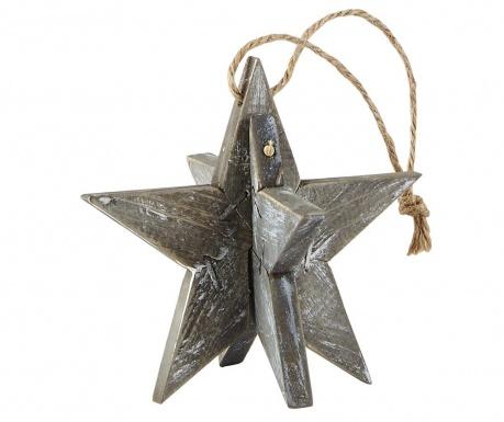 Decoratiune suspendabila Vintage Star