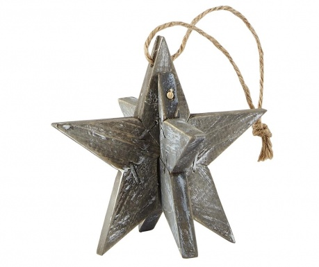 Viseći ukras Vintage Star