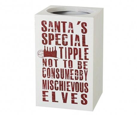 Christmas Wine Üvegpalack tartó