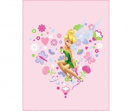 Одеяло Disney Tinkerbell Springtime 110x140 см