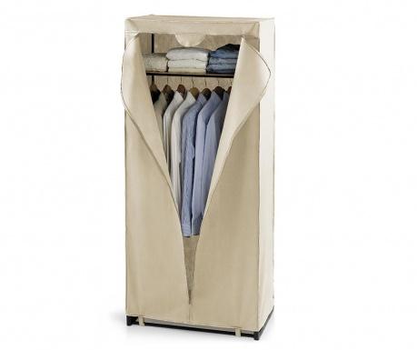 Tekstilna garderobna omara Sandra Beige