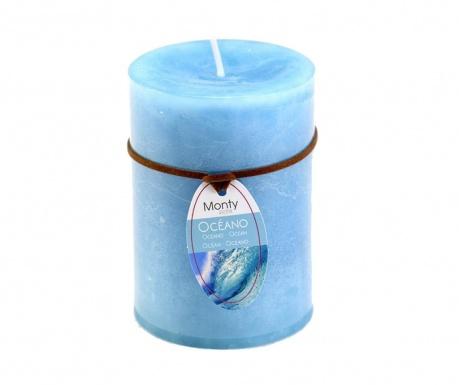 Świeczka zapachowa Aquamarine S
