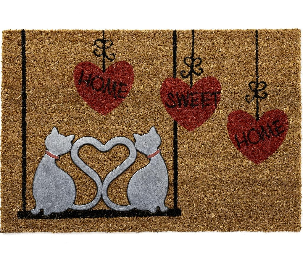 Otirač Love Cats 40x60 cm