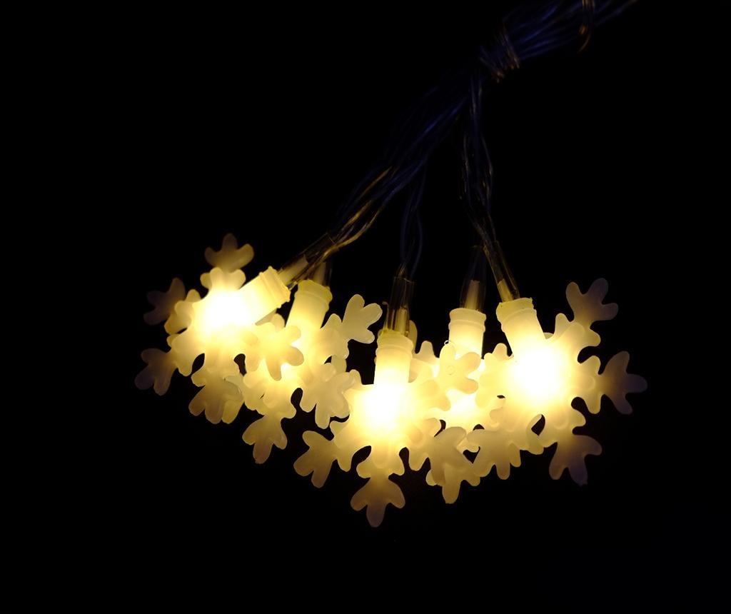 Ghirlanda luminoasa Flash Star Ten Warm