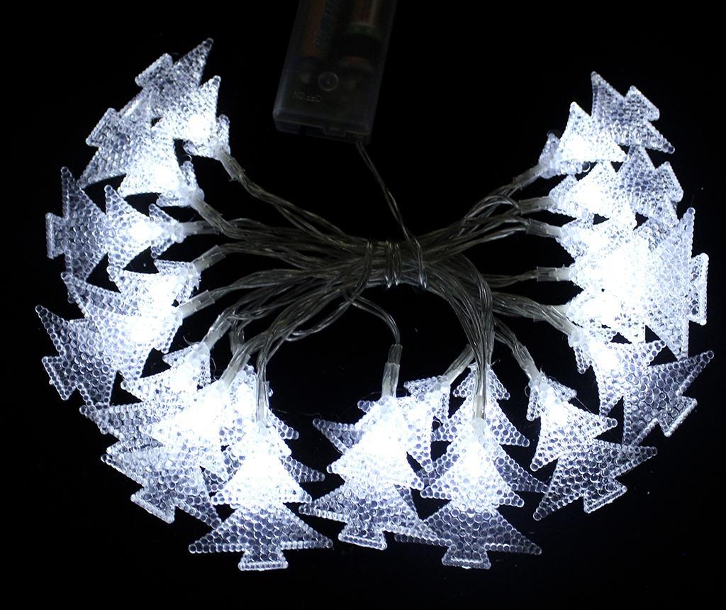 Ghirlanda luminoasa Pine Twelve White