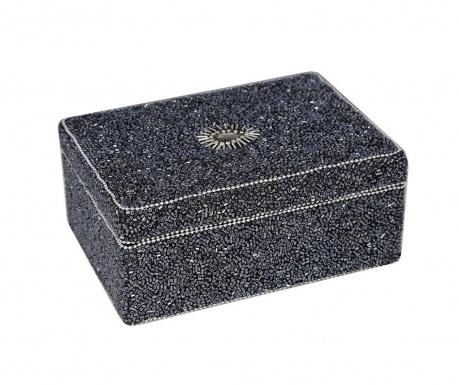 Šperkovnica Glitter Black