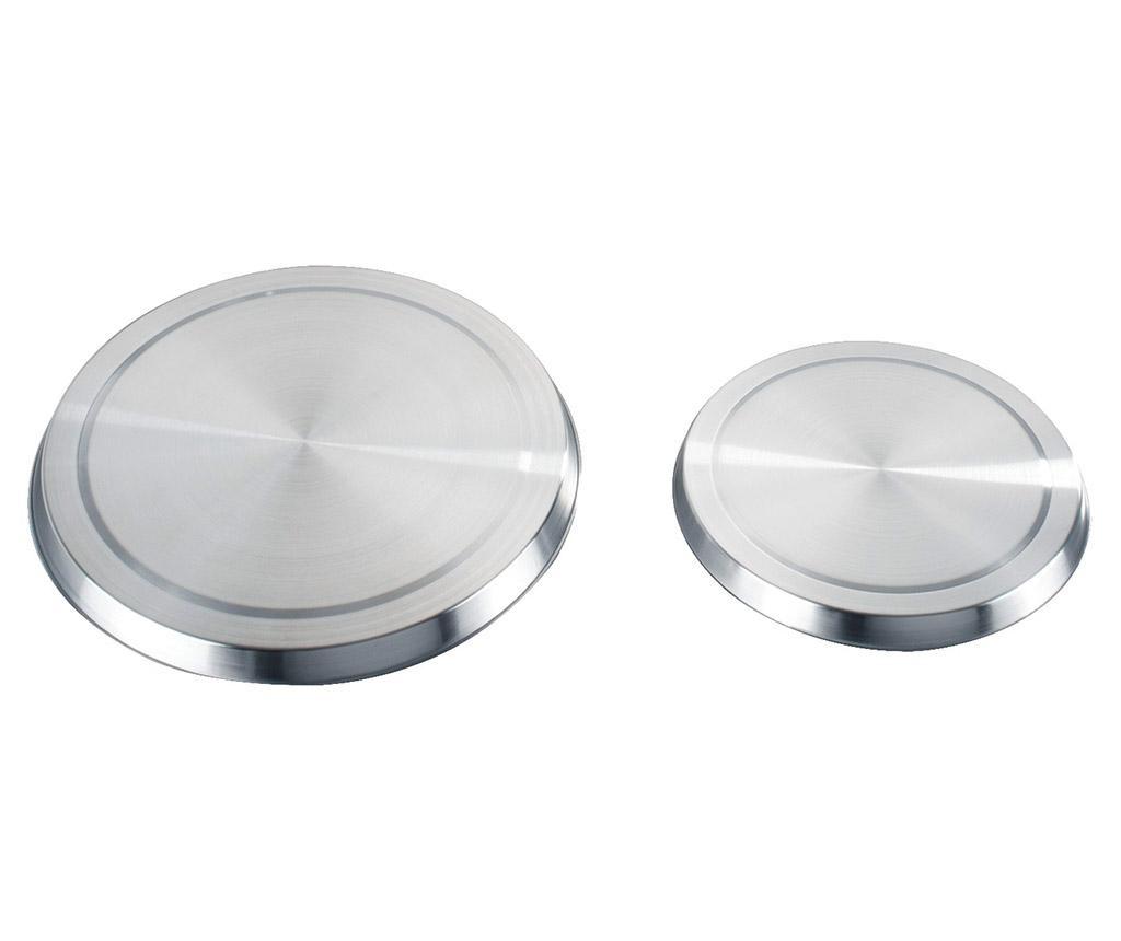 Set 4 protectii pentru ochiurile aragazului Electric