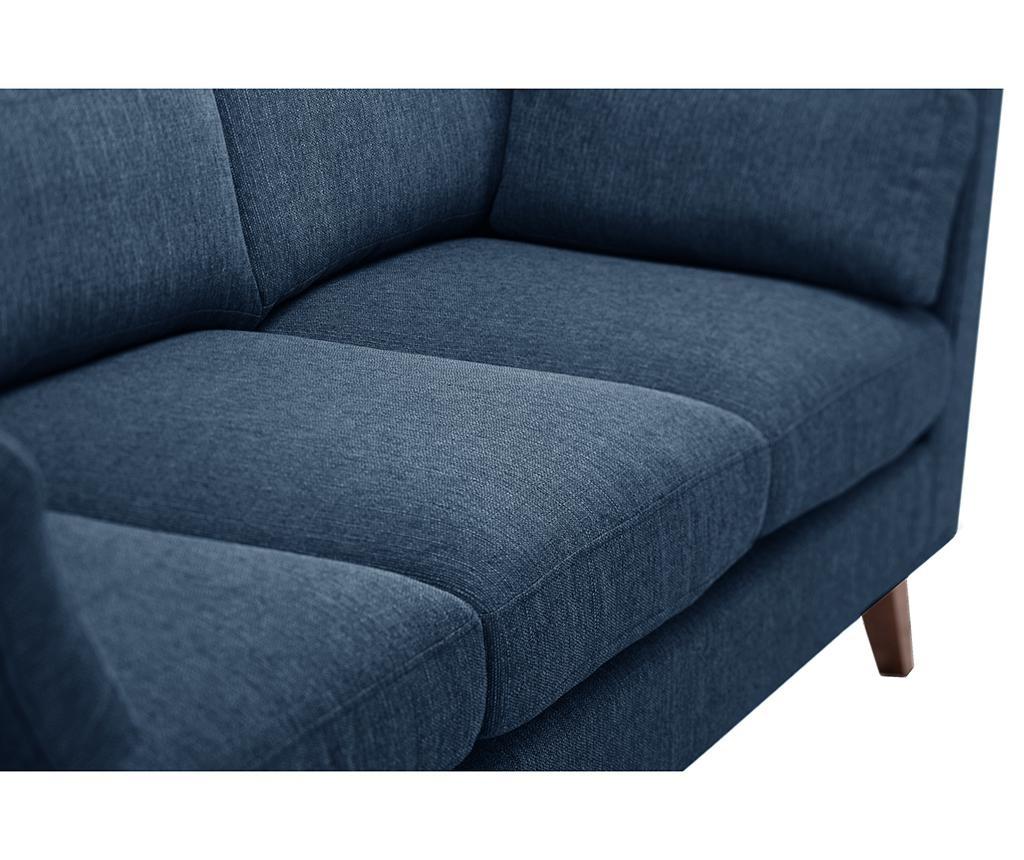 Kauč trosjed Elisa Blue Jeans