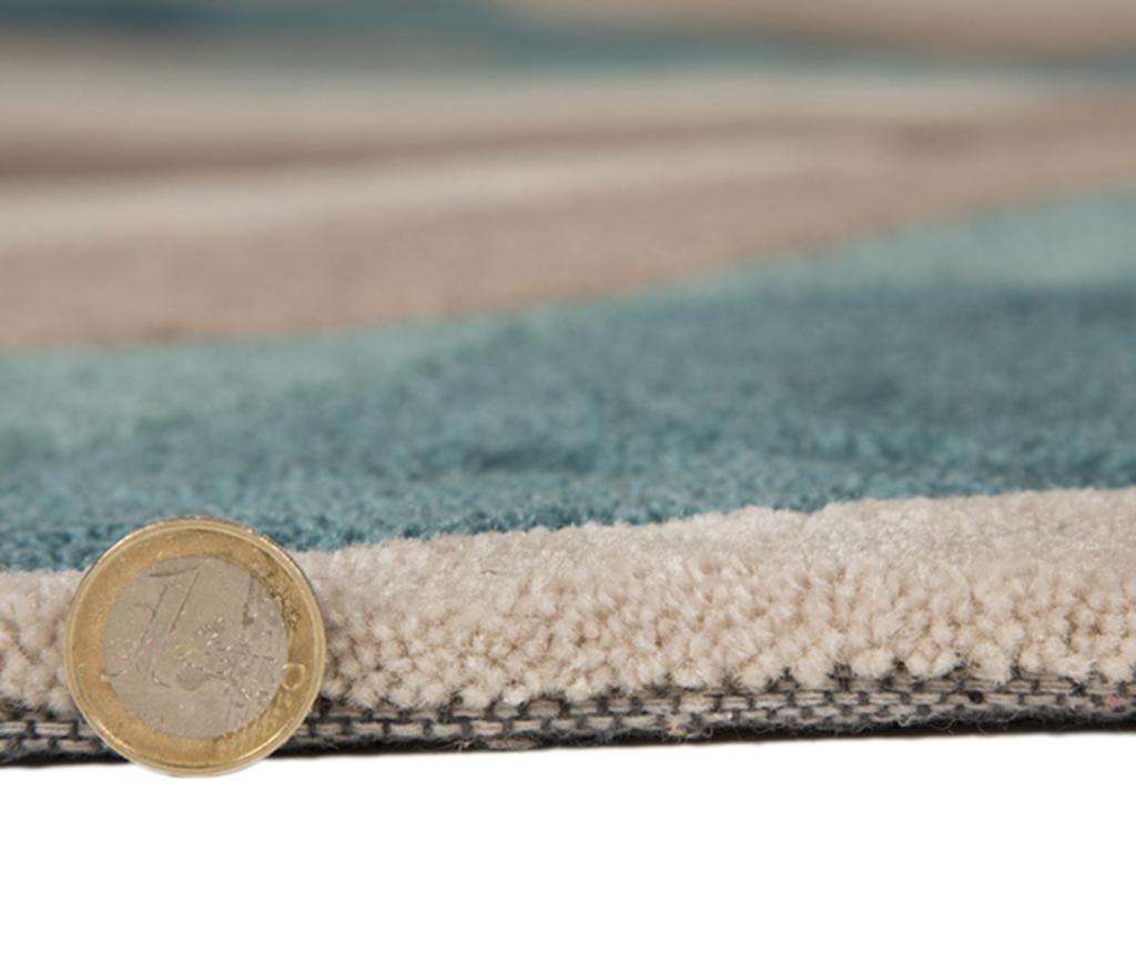 Preproga Splinter Teal 80x150 cm