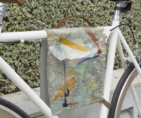 Torba za bicikl Bolsa Roma