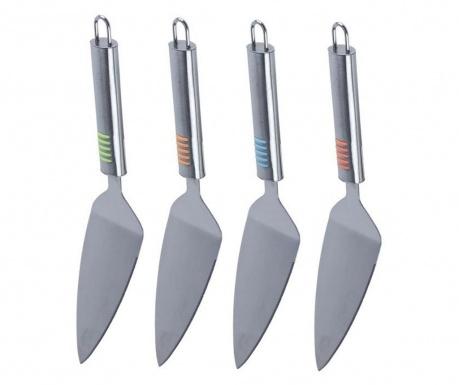 Set 4 spatule Darcy Pastel