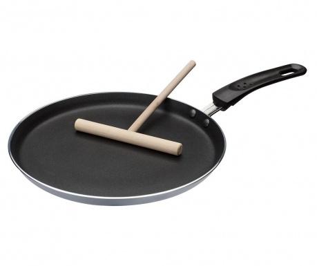 Pepan Grey Palacsintasütő serpenyő 26 cm