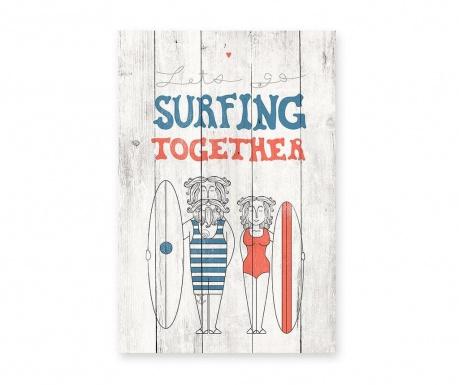 Slika Surfing 40x60 cm