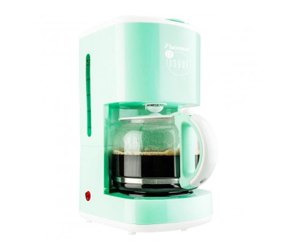Pastel Mint Kávéfőző 1.5 L
