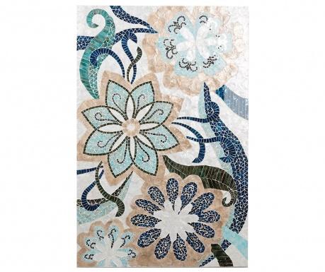 Decoratiune de perete Mosaic Lotus