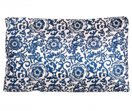 Perna decorativa Blue Rose 35x53 cm