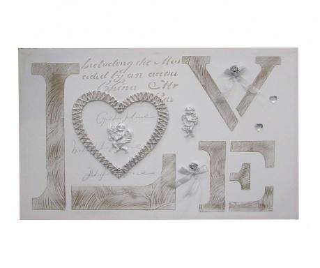 Obraz Strange Love 60x90 cm