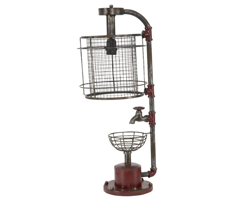 Lampa Red High