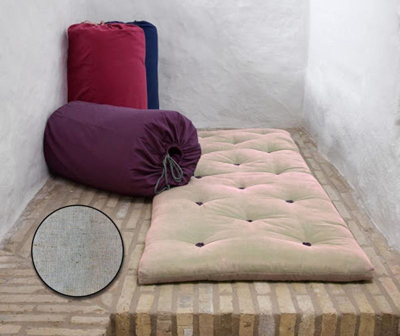 Ležišče Flax Linen Half 70x190 cm