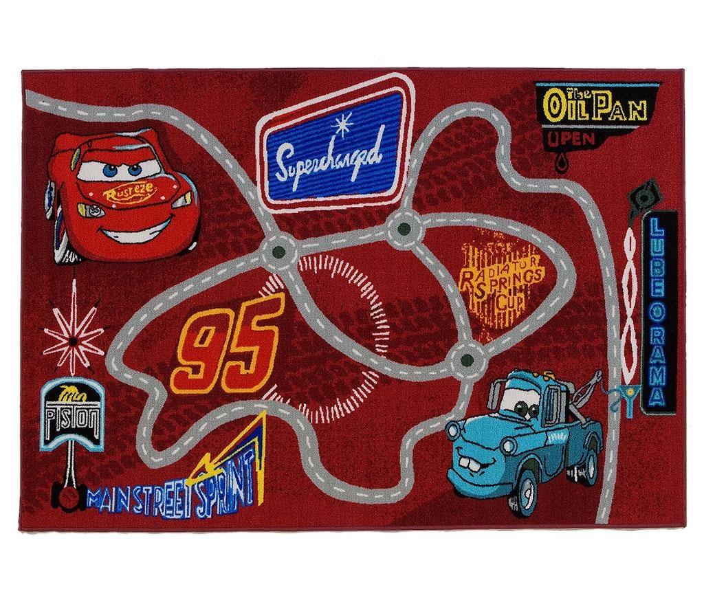 Cars Adventure Szőnyeg 133x190 cm
