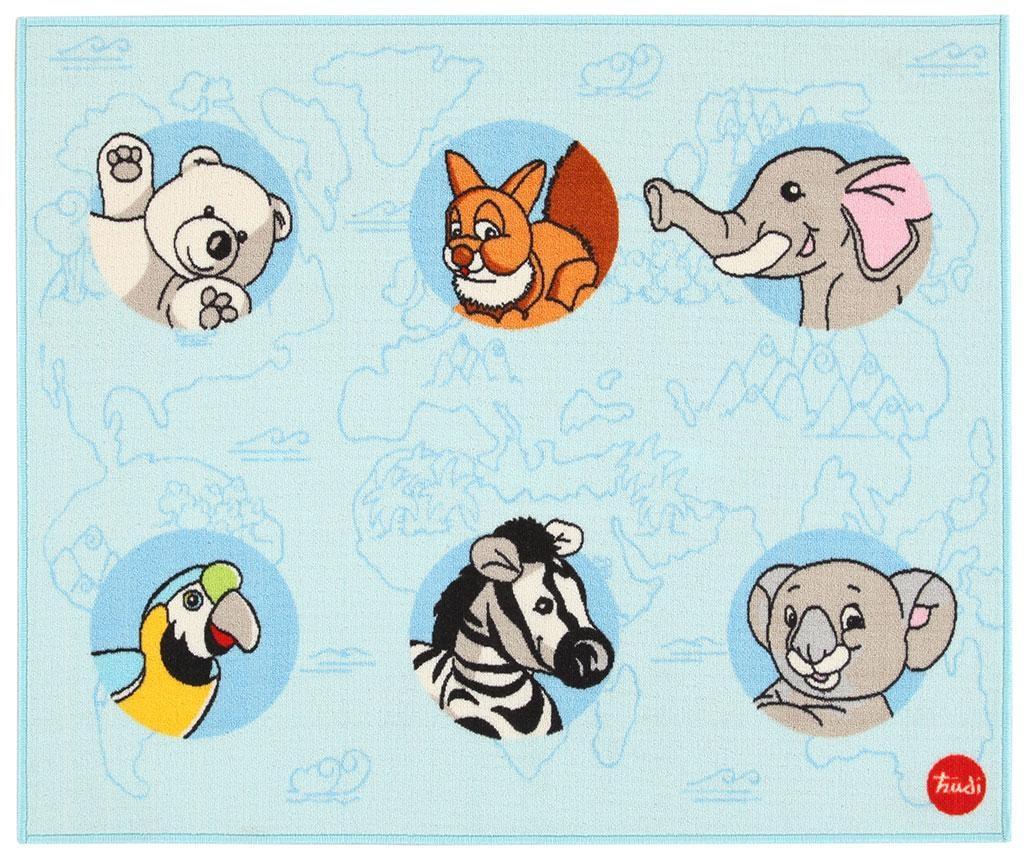 Preproga Animals 100x120 cm