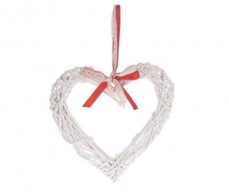 Natural Heart Felfüggeszthető dekoráció