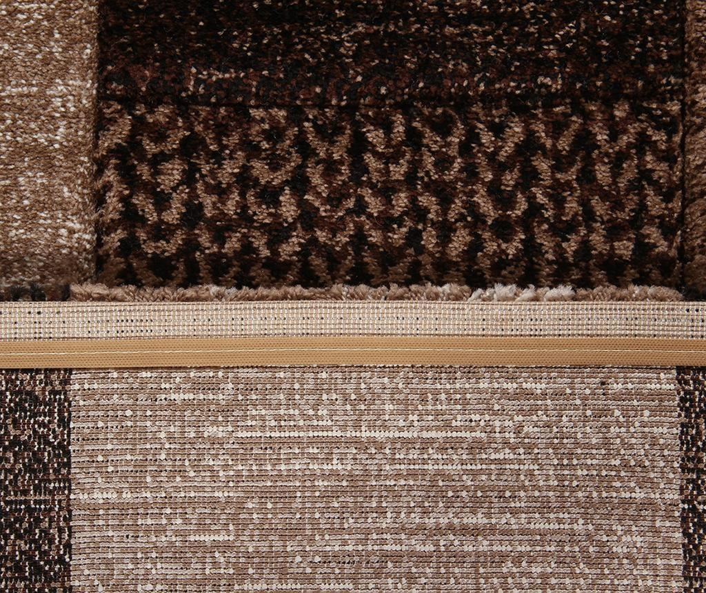 Covor Ray Beige Brown 80x150 cm