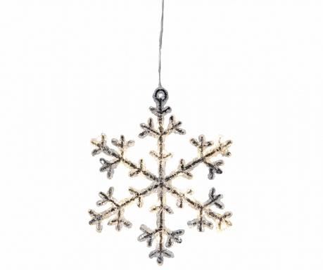 Висяща светеща декорация Snowflakes