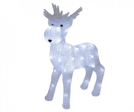 Decoratiune luminoasa pentru exterior Crystal Reindeer