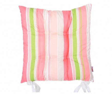 Jastuk za sjedalo Print Lines 37x37 cm