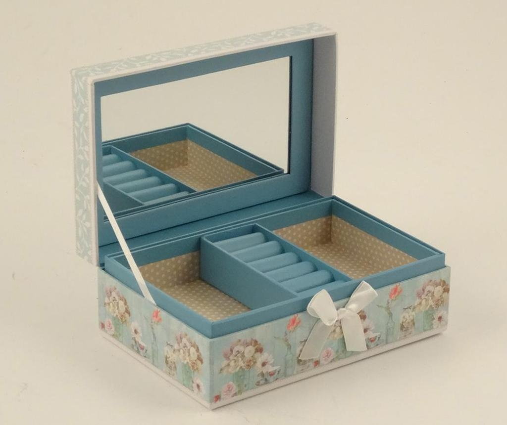 Škatla za nakit Lovely Flowers