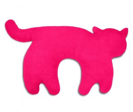 Jastuk za vrat Feline Flamingo 25x46 cm