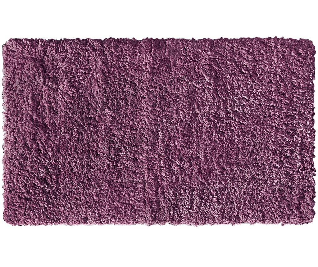 Bellagio Purple Fürdőszobai szőnyeg 53x86 cm