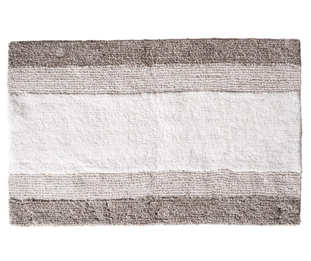 Isolda Choco Fürdőszobai szőnyeg 55x90 cm