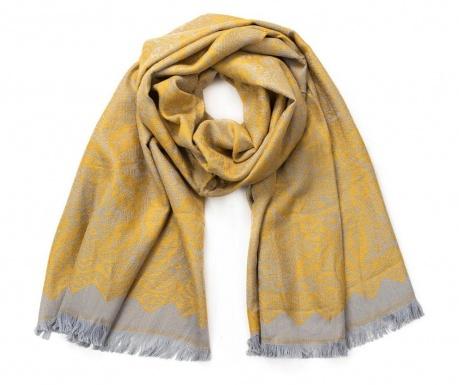 Esarfa Indian Yellow 68x194 cm