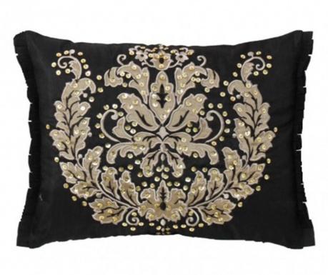 Poduszka dekoracyjna Magica Black 30x40 cm