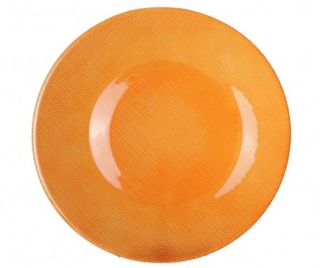 Плато Inca Glass Orange
