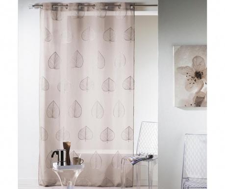 Záclona Palmy Taupe 140x240 cm